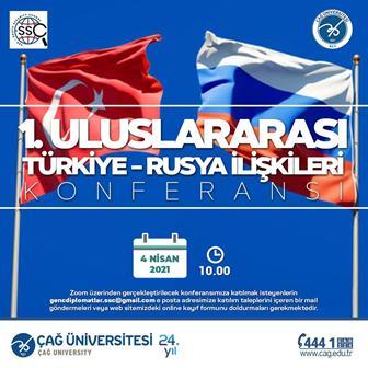 Türkiye-Rusya İlişkileri  Konferansı